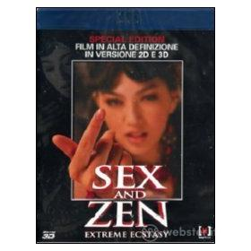 Sex and Zen 3D (Blu-ray)
