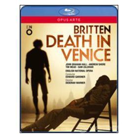 Benjamin Britten. Morte a Venezia. Death in Venice (Blu-ray)