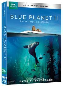 Blue Planet II (3 Blu-Ray 4K+3 Blu-Ray) (Blu-ray)