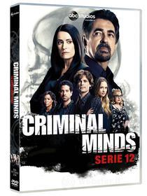 Criminal Minds - Stagione 12 (6 Dvd)