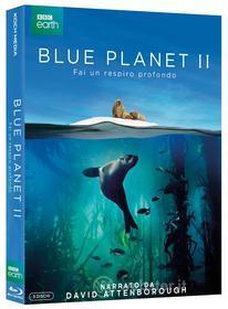 Blue Planet II (3 Blu-Ray) (Blu-ray)