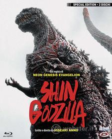 Shin Godzilla (SE) (First Press) (2 Blu-Ray) (Blu-ray)