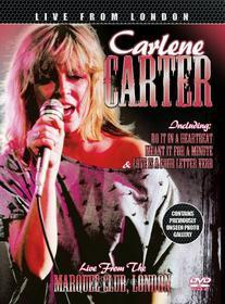 Carlene Carlton - Live From London