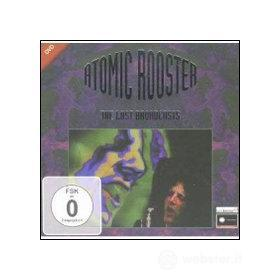 Atomic Rouster. The Lost Broadcasts