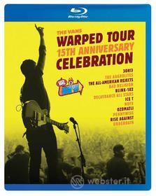 Vans Warped Tour 15th Anniversary: Bad Religion/Rise Against.. (Blu-ray)