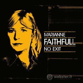 Marianne Faithfull - No Exit (Dvd+Cd) (2 Blu-ray)