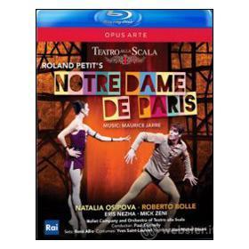 Maurice Jarre. Notre-Dame de Paris (Blu-ray)