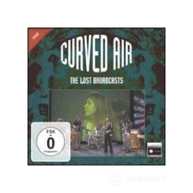 Curved Air. The Lost Broadcasts