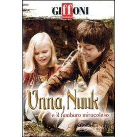 Unna & Nuuk. Il tamburo miracoloso