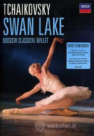 Pyotr Ilyich Tchaikovsky. Swan Lake. Il lago dei cigni. Moscow Classical Ballet