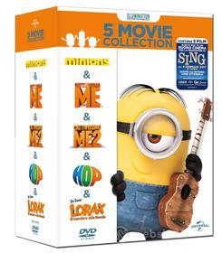Minions - Illumination Entertainment Collection (5 Dvd)