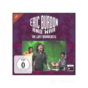 Eric Burdon & War. The Lost Broadcasts