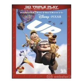 Up 3D (Cofanetto 2 blu-ray)