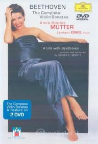 Anne-Sophie Mutter. Beethoven. The Complete Violin Sonatas (2 Dvd)