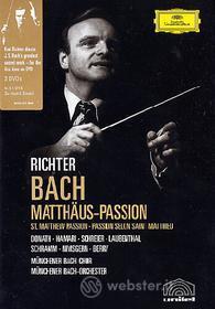 Johann Sebastian Bach. Matthäus-Passion. Passione di Matteo (2 Dvd)