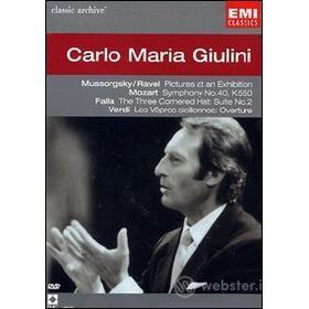 Carlo Maria Giulini. Classic Archive