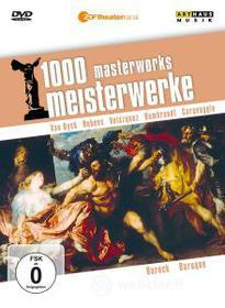 Baroque. 1000 Masterworks