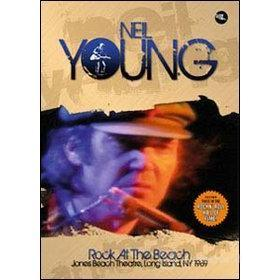 Neil Young. Rock at the Beach 89