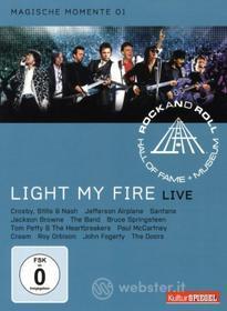Rrhof: Light My Fire