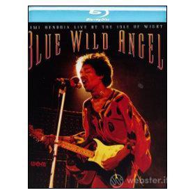 Jimi Hendrix. Live At The Isle Of Wight. Blue Wild Angel (Blu-ray)