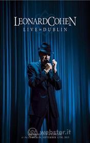 Leonard Cohen - Live In Dublin (Blu-ray)
