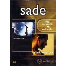 Sade. Lovers Live