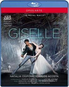 Adam Adolphe. Giselle (Blu-ray)