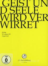 Johann Sebastian Bach  - Geist Und Seele Wird Verwirret