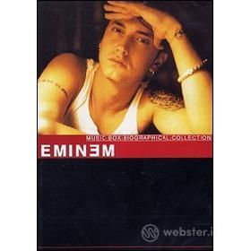 Eminem. Music Box Biographical Collection