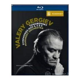 Valery Gergiev. Tchaikovsky. Symphonies Nos. 4, 5 & 6 (Blu-ray)