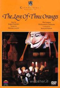 Sergei Prokofiev. L'Amore delle Tre Melarance