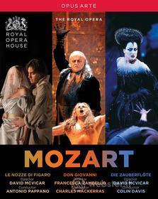 Wolfgang Amadeus Mozart - Operas Box Set (5 Blu-Ray) (Blu-ray)
