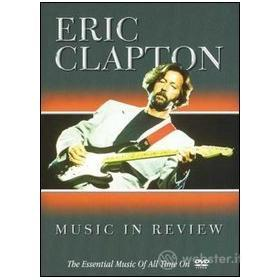 Eric Clapton. Music in Review