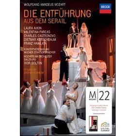 Wolfgang Amadeus Mozart. Il ratto del serraglio. Die Entführung aus dem Serail (2 Dvd)