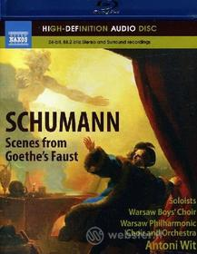 Scenes From Goethe's Faust (Blu-Ray Audio) (Blu-ray)
