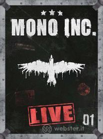 Mono Inc. Live (2 Dvd)