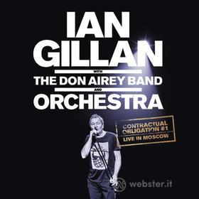 Ian Gillan / The Don Airey Band & Orchestra - Contractual Obligation - Live In Moscow