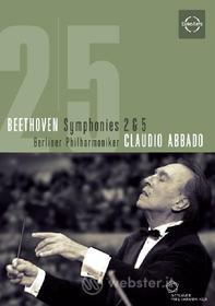 Ludwig van Beethoven. Symphonies 2 & 5