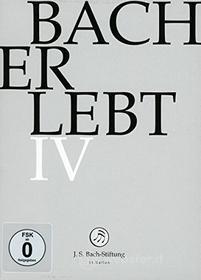 Johann Sebastian Bach  - Johann Sebastian Bach  Er Lebt Iv (11 Dvd)