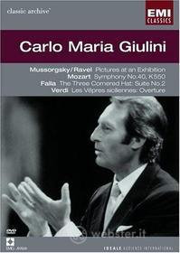 Carlo Maria Giulini - Art Of Carlo Maria Giulini