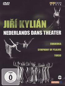 Jiri Kylian & The Nederlands Dans Theatre. Svadebka - Symphony of Psalms - Torso