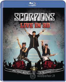 Scorpions - Get Your Sting & Blackout (Blu-ray)