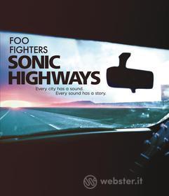 Foo Fighters. Sonic Highways (Blu-ray)