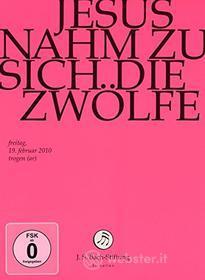 Johann Sebastian Bach  - Jesus Nahm Zu Sich Die Zwolfe