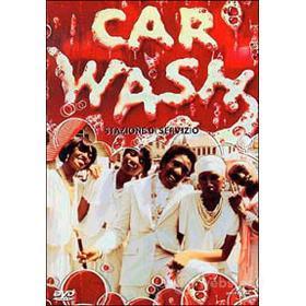 Car Wash. Stazione di servizio