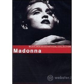 Madonna. Music Box Biographical Collection