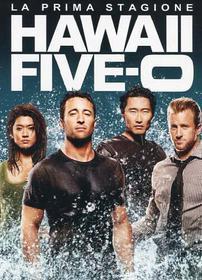 Hawaii Five-0. Stagione 1 (6 Dvd)