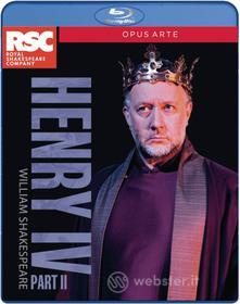 William Shakespeare. Henry IV Part 2. Enrico IV. Parte 2 (Blu-ray)