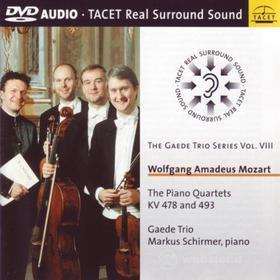 Wolfgang Amadeus Mozart - Vol. 8-Gaede Trio Series Piano (Dvd Audio)