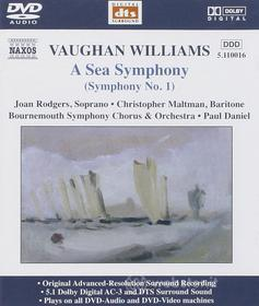 Ralph Vaughan Williams - Sinfonia N.1 (a See Symphony)